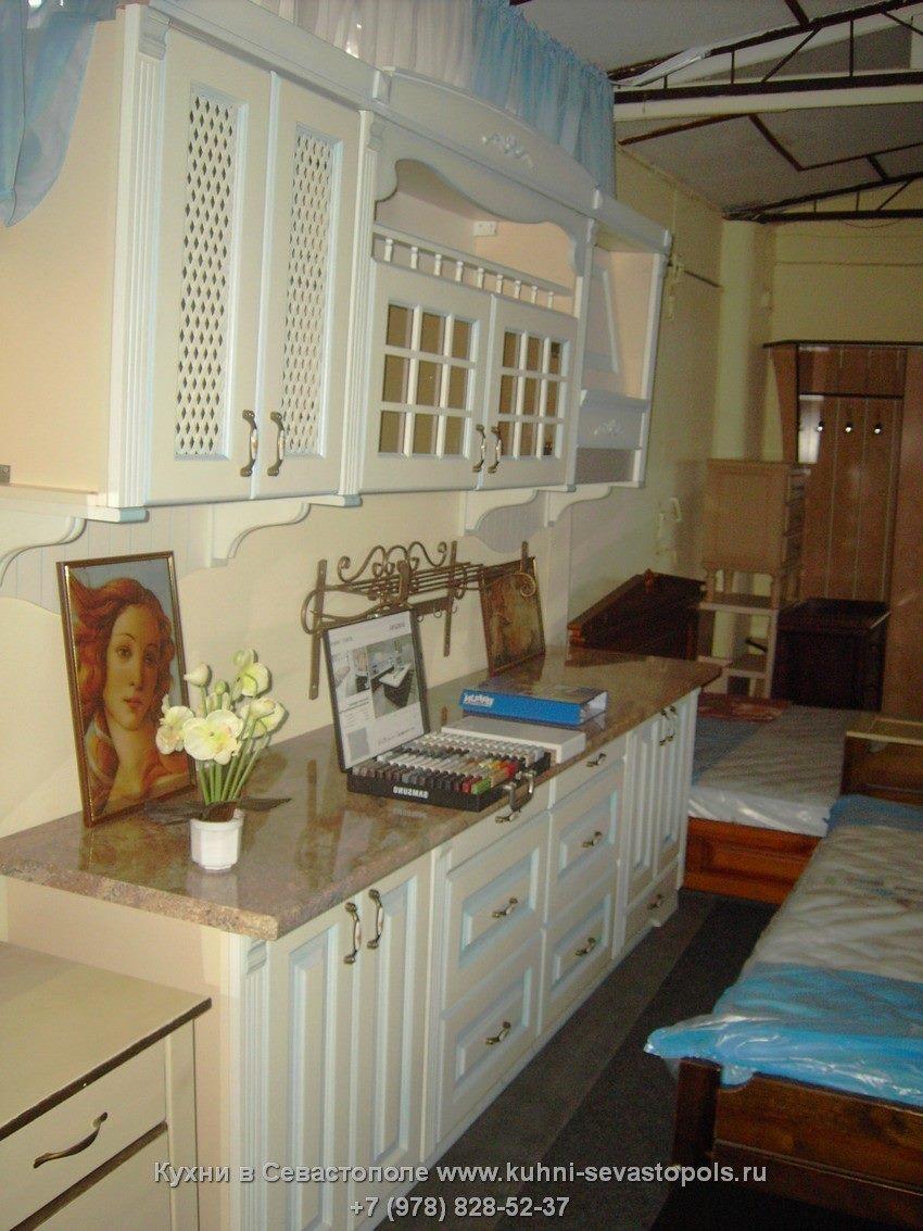 Кухни из шпона Севастополь