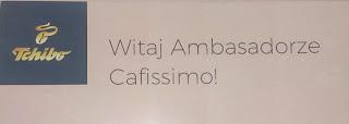 Ekspresu Tchibo Cafissimo PURE black, kampania z Rekomenduj.to & Tchibo