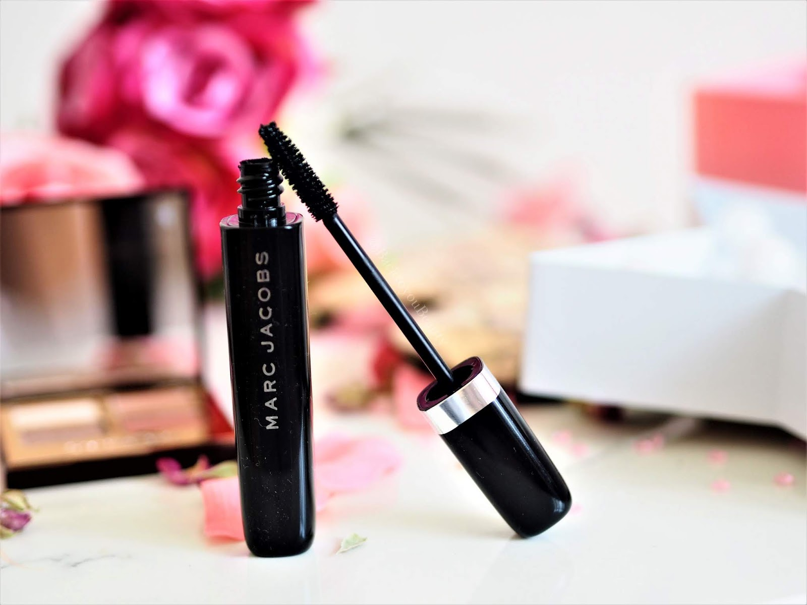 Marc Jacobs O!Mega Lash Volumising Mascara in Blacquer