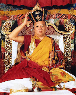 Aniversario de parinirvana de su santidad 16º Karmapa, rangjung rigpe dorje