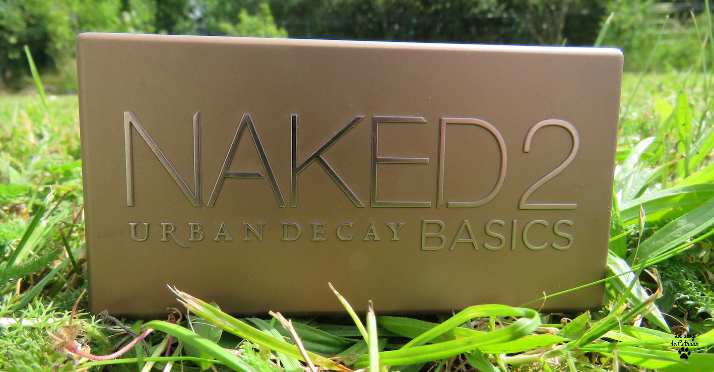Naked Basic 2 d'Urban Decay