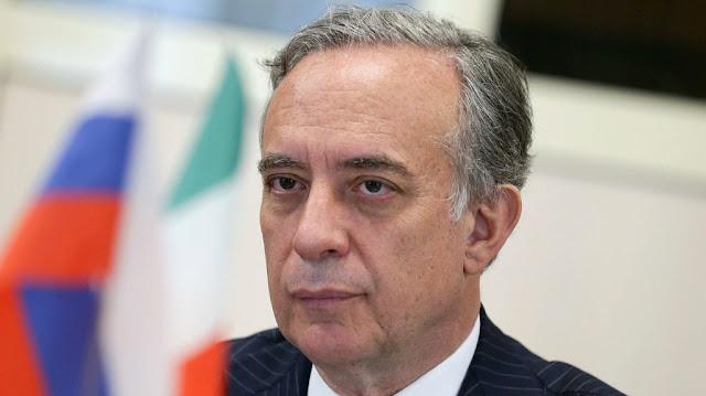 италия посол