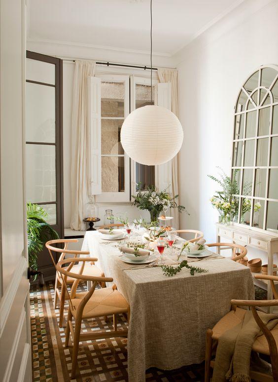 Casa tr s chic salas de refei es - Casa tres chic blog ...