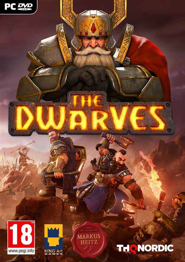 The Dwarves Download Cover Free Game