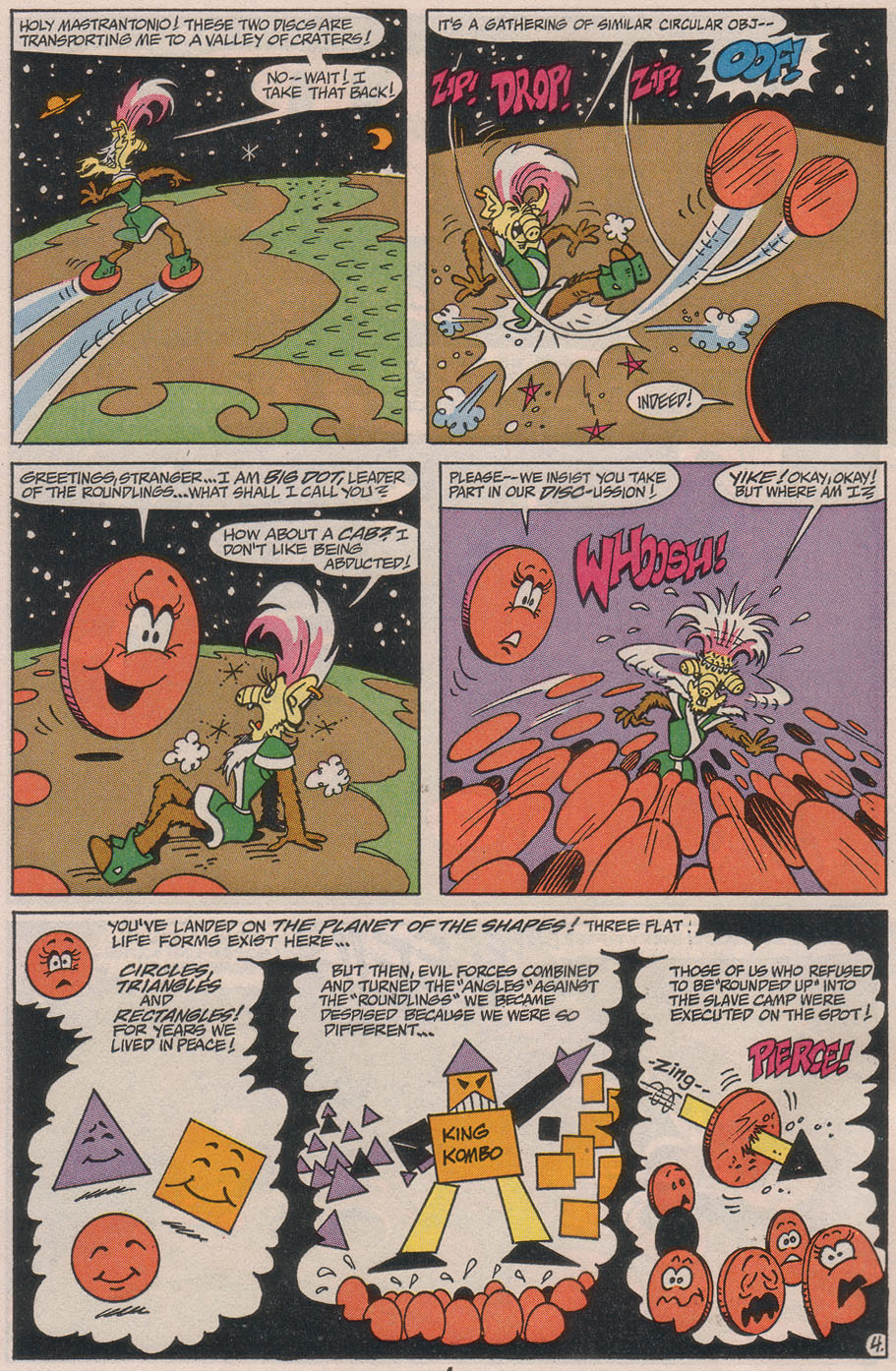 Read online ALF comic -  Issue #49 - 6