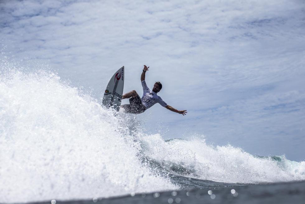14 Vincent Duvignac FRA Martinique Surf Pro foto WSL Poullenot Aquashot