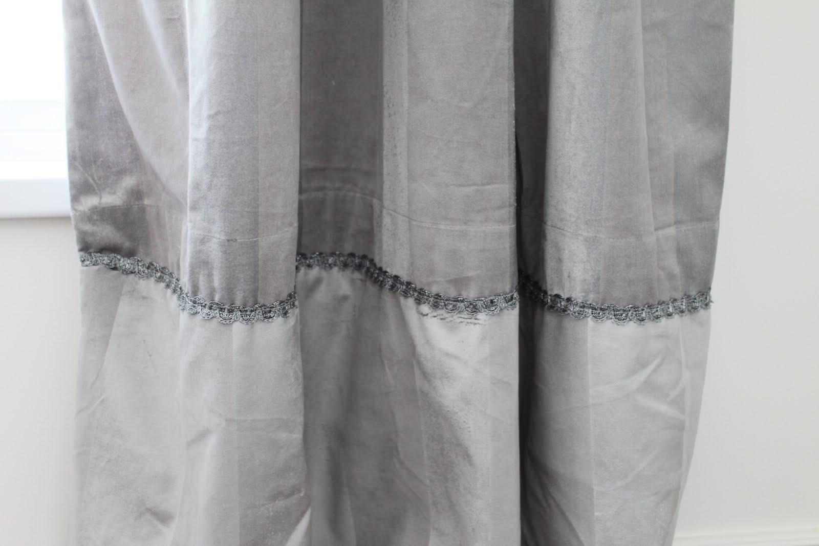 Amy S Casablanca Treasure Hunt Curtains