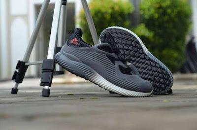 Sepatu Adidas Alphabounce Haptic Men (import) Grey