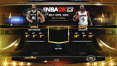 NBA 2K13 PC HD Graphics Mod