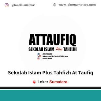 Sekolah Islam Plus Tahfizh At Taufiq Jambi