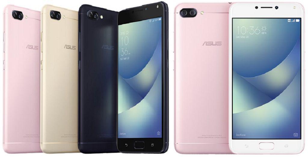 Hp Asus ZenFone 4 Max (ZC554KL) (2017) beserta harga dan Spesifikasi