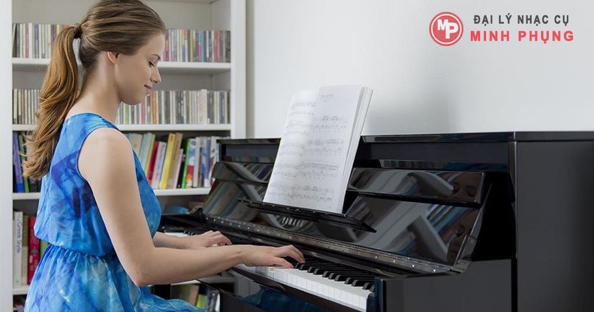 Đàn Piano Cơ Yamaha U1 PE