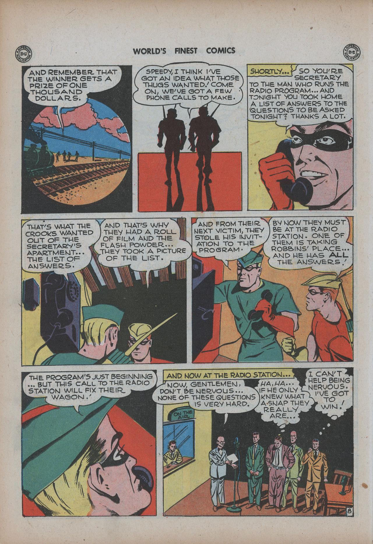 Read online World's Finest Comics comic -  Issue #20 - 24