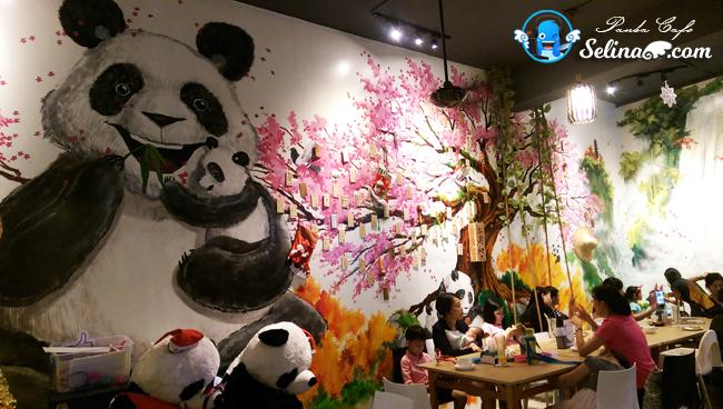 Panda Cat Cafe Shreveport La