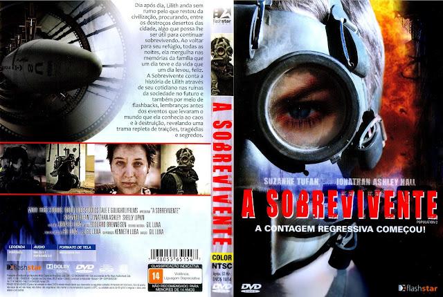 Capa DVD A Sobrevivente