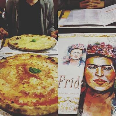 Palermo w zimie - Sycylia grudzień - restauracja Frida