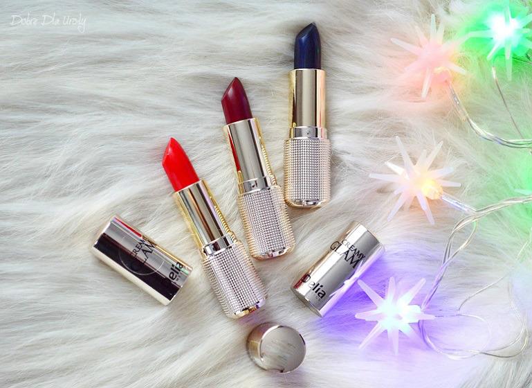 Kosmetyki do makijażu Delia Cosmetics - pomadka do ust Creamy Glam