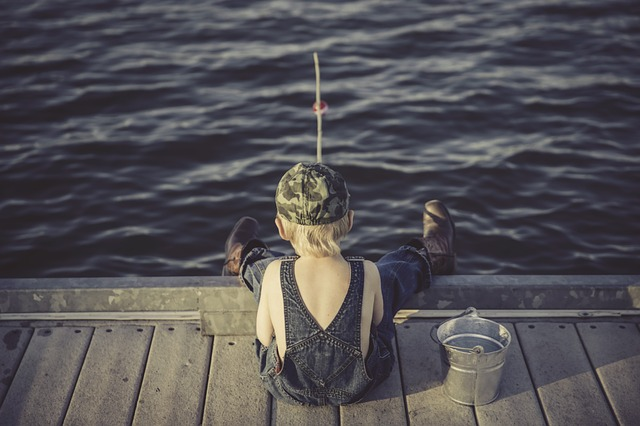 Los beneficios de la pesca en niños: entrevista a la psicóloga María ...