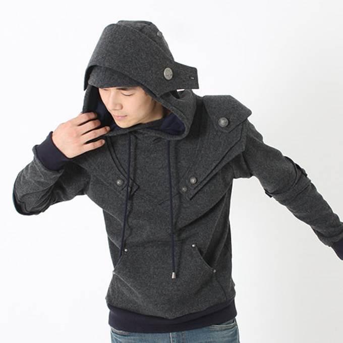 knight armor hoodies