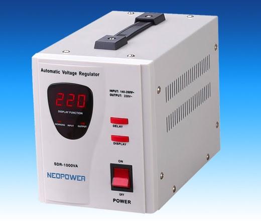 Electronic Voltage Regulator Evr For Low Voltage Power