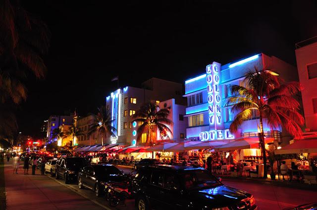 Región de South Beach en Miami