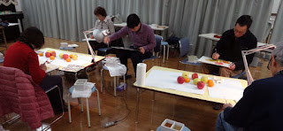 くどうさとし水彩教室 成田