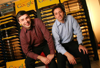 Pendiri Google Inc