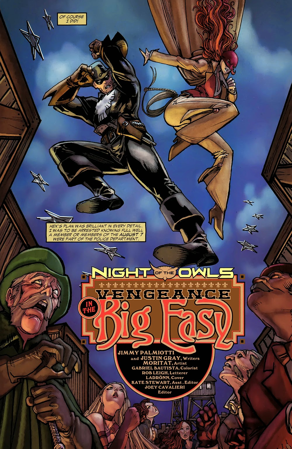 All Star Western 009 Read All Comics Online