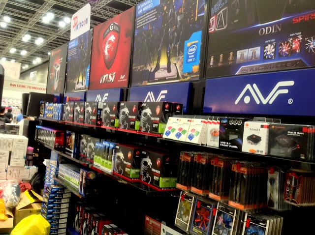 A Quick Run on Pikom PC Fair 2013 209