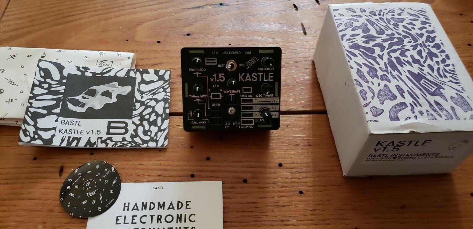 Bastl Instruments Kastle Synth V1.5