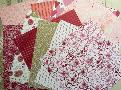 Part of the paper share pack from Jemini Crafts