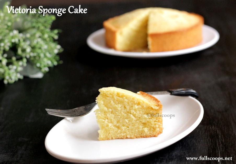 Easy Victoria Sponge Cake Mix