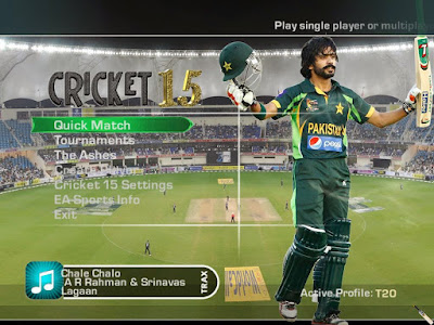 EA Sports Cricket 2015 Free Download