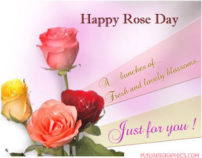 rose day sms 2016 for girlfriend