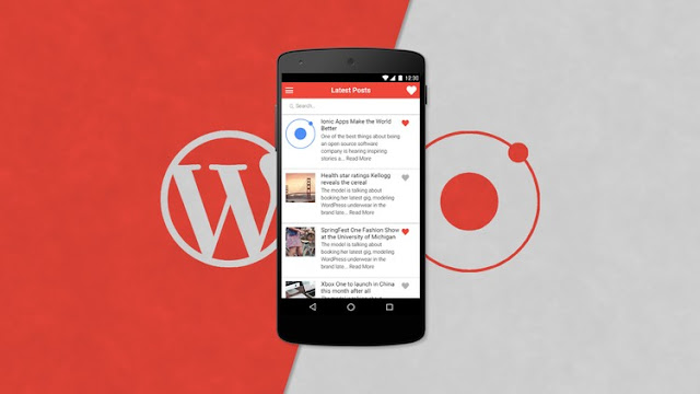 ANDROID AND IOS APPS FOR YOUR WORDPRESS BLOG TUTORIAL