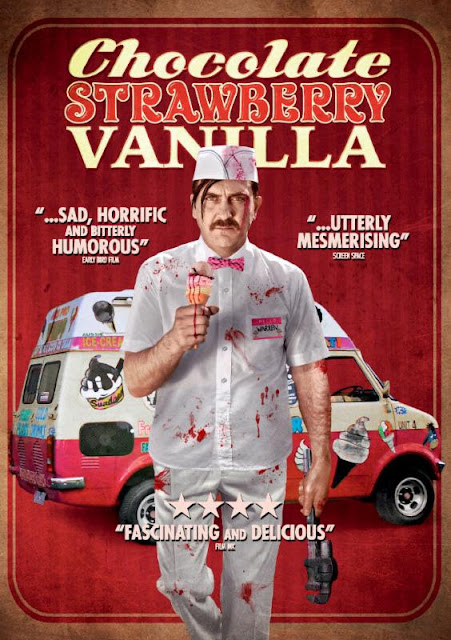 Chocolate Strawberry Vanilla DVD cover