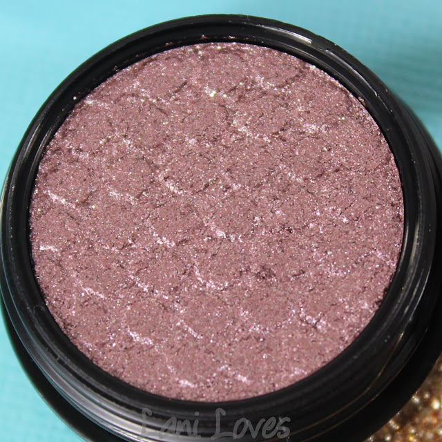 ColourPop Super Shock Shadow - Tinsel Swatches & Review