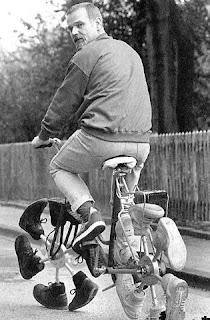bicicleta unica e inusual