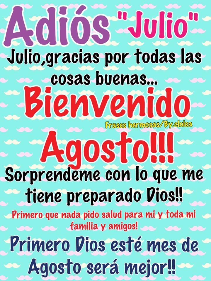 Imagenes Y Carteles Julio