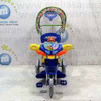 Sepeda Roda Tiga Royal Ry1082C ClassicBabyTiger Kanopi