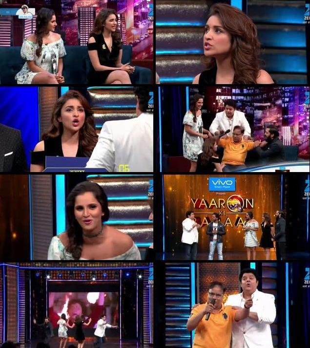 Yaaron Ki Baraat 15 Oct 2016 HDTV 480p