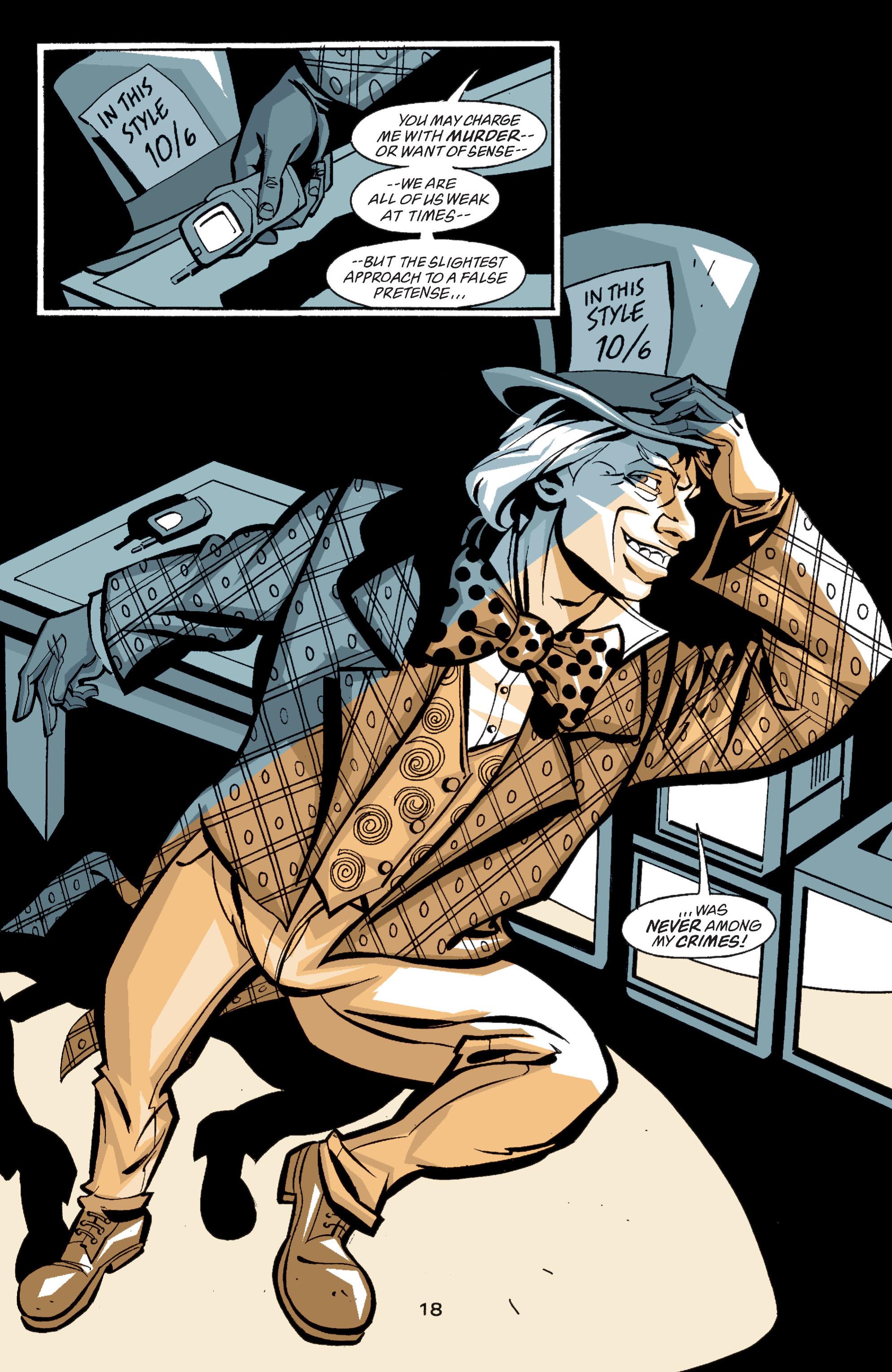 Detective Comics (1937) 758 Page 18