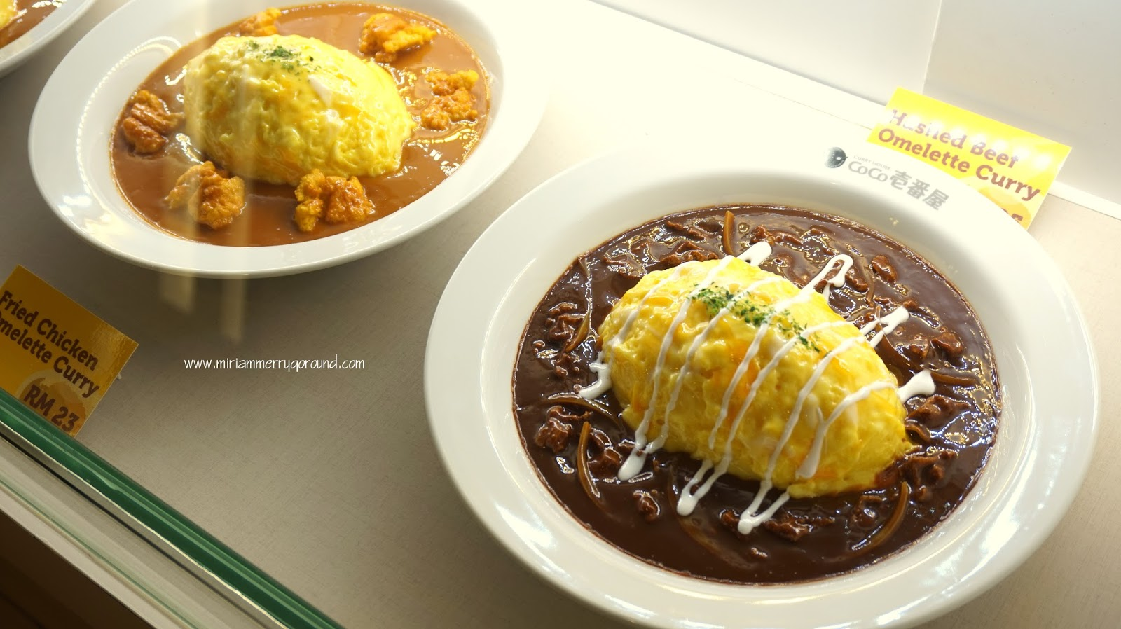 Spice Up with CoCo Ichibanya Curry House, 1 Utama Shopping Centre