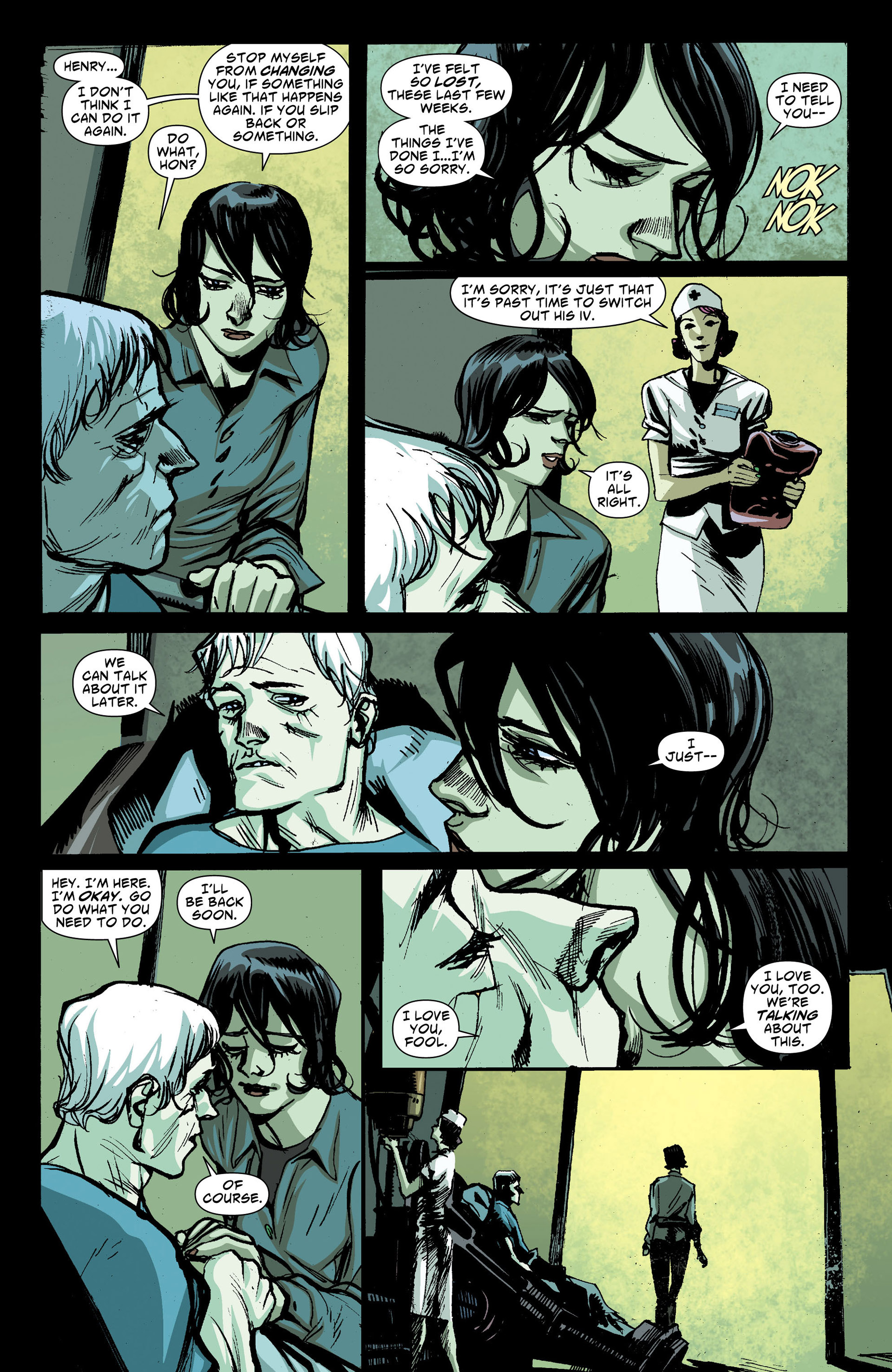 Read online American Vampire comic -  Issue #31 - 8