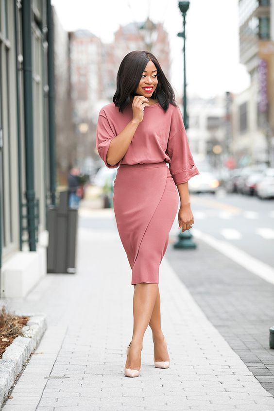 Beautiful Business Casual Attire For The Ladies