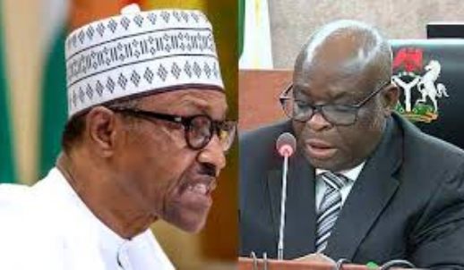 FG  Shuns Onnoghen's Resignation, Insists On Continuation Of Trial
