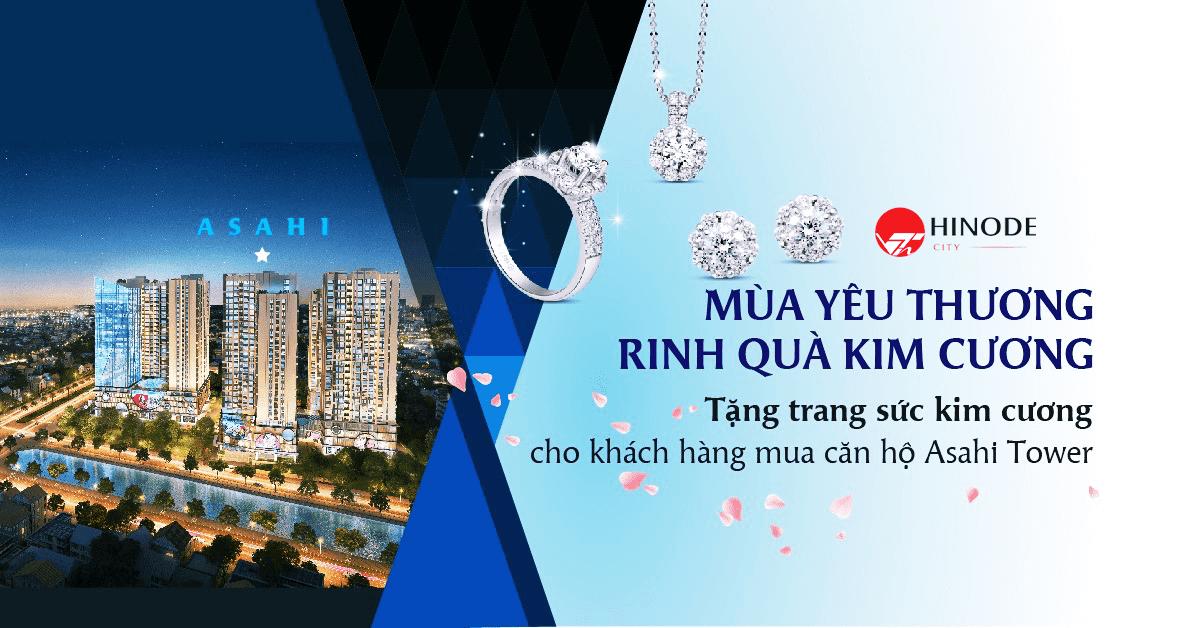 Khuyến mãi hấp dẫn khi mua căn hộ Hinode City Minh Khai