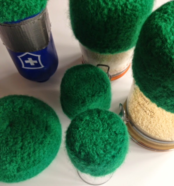Eclectic Home And Life Felted Bowls