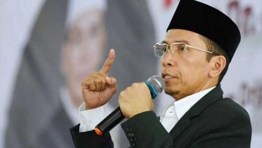 TGB: Jokowi Hadapi Fitnah yang Luar Biasa dengan Tetap Bekerja