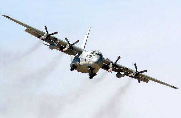 Hercules C-130T Korps Marinir AS